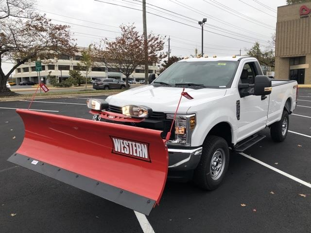 2019 F-250 Regular Cab 4x4, Western Snowplow Pickup #CEG24535 - photo 2