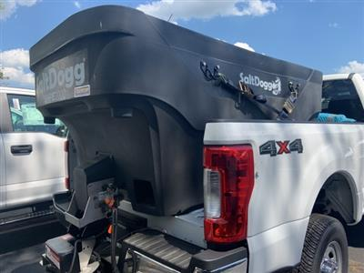 2019 F-250 Regular Cab 4x4, Western Snowplow Pickup #CEG24535 - photo 4