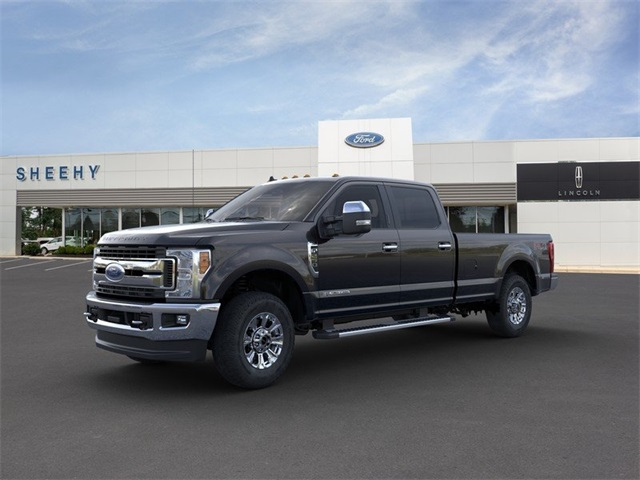 2019 F-250 Crew Cab 4x4, Pickup #CEG34505 - photo 4