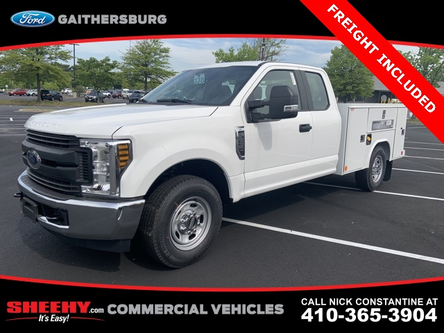2019 F-250 Super Cab 4x2, Pickup #CEG34512 - photo 3