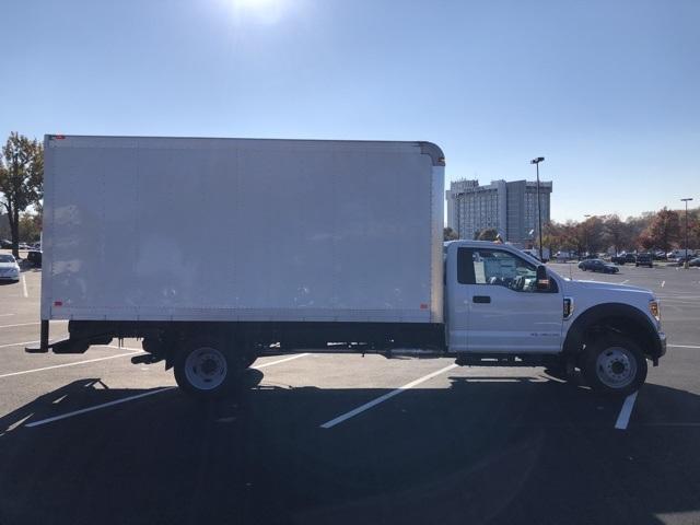 2019 F-550 Regular Cab DRW 4x2, Dejana DuraBox Dry Freight #CEG57558 - photo 4