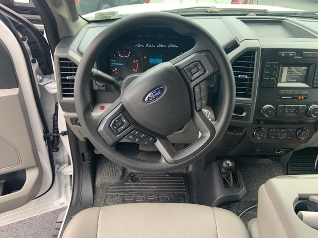 2019 Ford F-550 Super Cab DRW 4x4, Rugby Eliminator LP Steel Dump Body #CEG57584 - photo 16