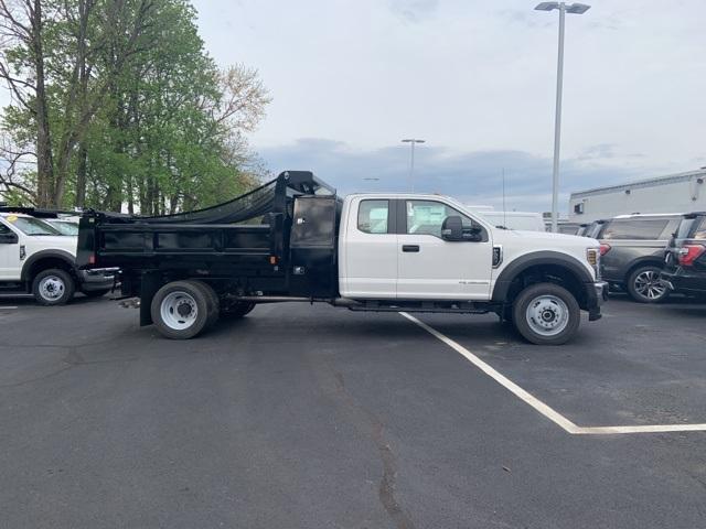 2019 Ford F-550 Super Cab DRW 4x4, Rugby Eliminator LP Steel Dump Body #CEG57584 - photo 6