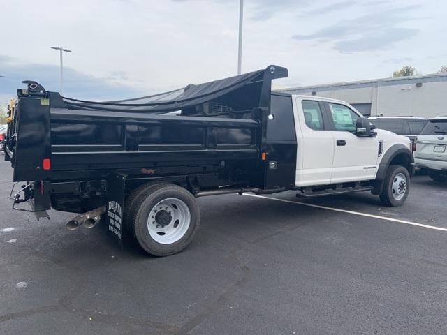 2019 Ford F-550 Super Cab DRW 4x4, Rugby Eliminator LP Steel Dump Body #CEG57584 - photo 7
