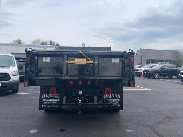 2019 Ford F-550 Super Cab DRW 4x4, Rugby Eliminator LP Steel Dump Body #CEG57584 - photo 8