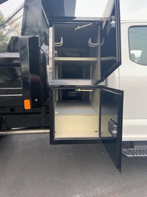 2019 Ford F-550 Super Cab DRW 4x4, Rugby Eliminator LP Steel Dump Body #CEG57584 - photo 9