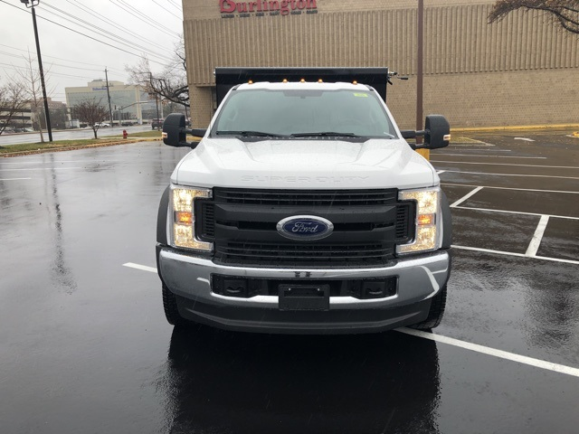 2019 F-450 Regular Cab DRW 4x4, Rugby Eliminator LP Steel Dump Body #CEG58077 - photo 5