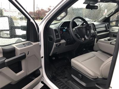 2019 F-450 Regular Cab DRW 4x4, Rugby Eliminator LP Steel Dump Body #CEG58077 - photo 9