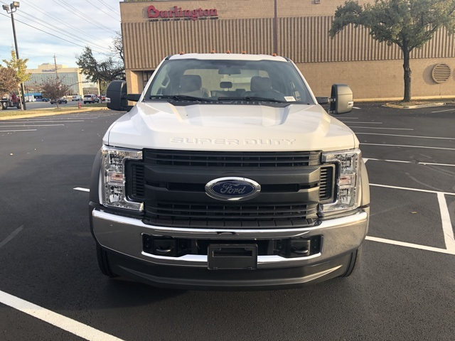 2019 F-450 Super Cab DRW 4x4, Cab Chassis #CEG66942 - photo 5