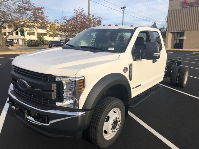 2019 F-450 Super Cab DRW 4x4, Cab Chassis #CEG66942 - photo 1
