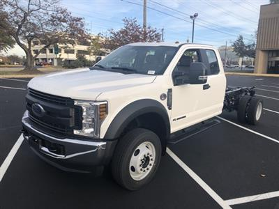 2019 F-550 Super Cab DRW 4x4, Cab Chassis #CEG66943 - photo 1