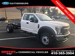 2019 F-550 Super Cab DRW 4x4, Cab Chassis #CEG66943 - photo 3
