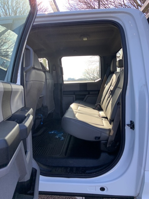 2019 F-450 Crew Cab DRW 4x4, Knapheide Westerner Contractor Body #CEG79484 - photo 9