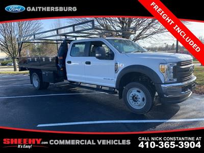 2019 F-450 Crew Cab DRW 4x4, Knapheide Westerner Contractor Body #CEG79484 - photo 1