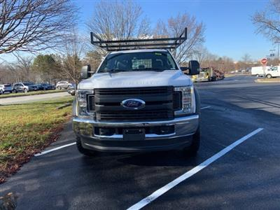 2019 F-450 Crew Cab DRW 4x4, Knapheide Westerner Contractor Body #CEG79484 - photo 3