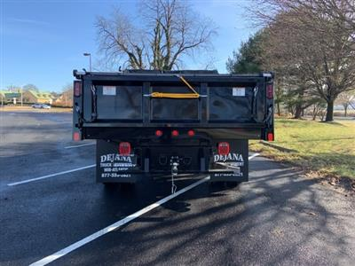 2019 F-550 Super Cab DRW 4x4, Rugby Eliminator LP Steel Dump Body #CEG79503 - photo 6