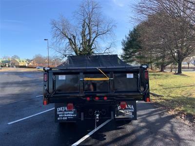 2019 F-550 Super Cab DRW 4x4, Rugby Eliminator LP Steel Dump Body #CEG79503 - photo 7
