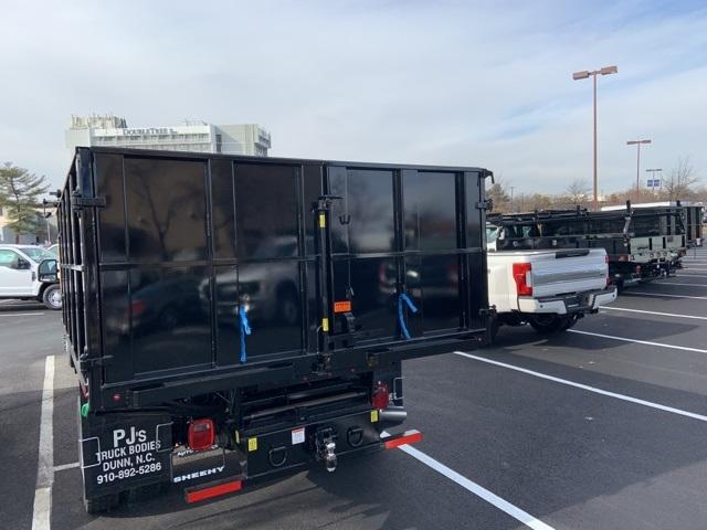 2019 F-550 Crew Cab DRW 4x4, PJ's Landscape Dump #CEG80407 - photo 1