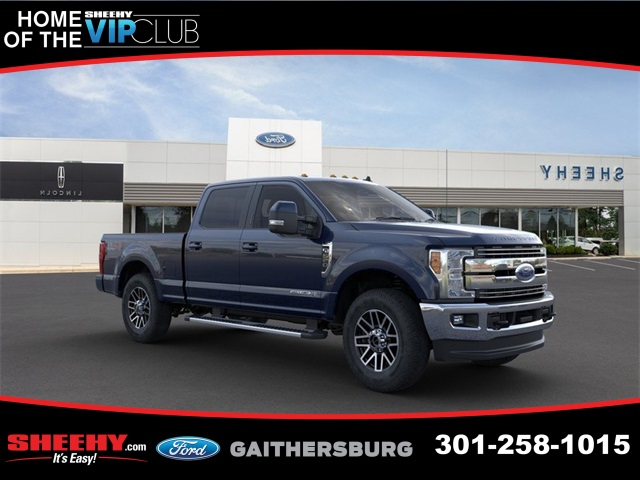 2019 F-250 Crew Cab 4x4, Pickup #CEG88409 - photo 1