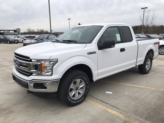 2019 F-150 Super Cab 4x4,  Pickup #CFA08816 - photo 1