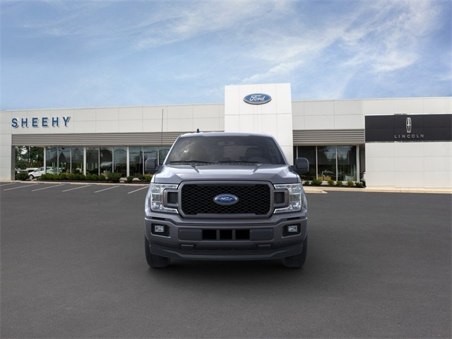 2020 F-150 SuperCrew Cab 4x2, Pickup #CFA08962 - photo 7