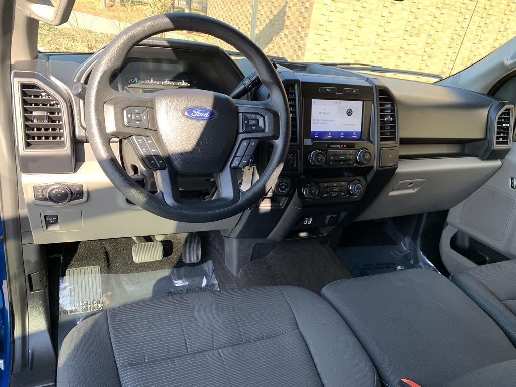 2020 F-150 SuperCrew Cab 4x4, Pickup #CFA08963 - photo 3