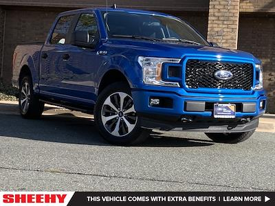 2020 F-150 SuperCrew Cab 4x4, Pickup #CFA08963 - photo 1