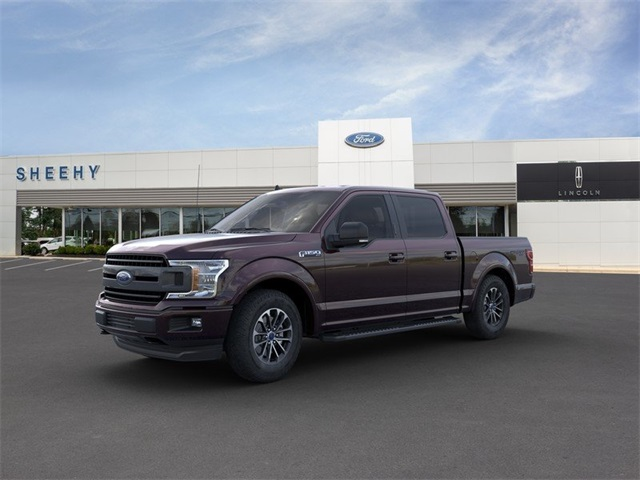 2020 F-150 SuperCrew Cab 4x4, Pickup #CFA08964 - photo 3