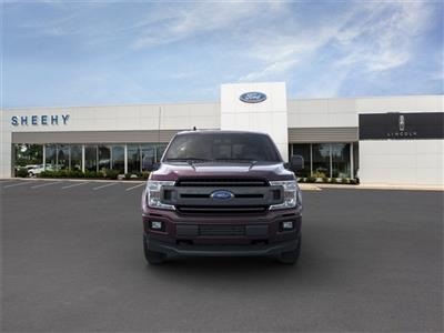 2020 F-150 SuperCrew Cab 4x4, Pickup #CFA08964 - photo 7