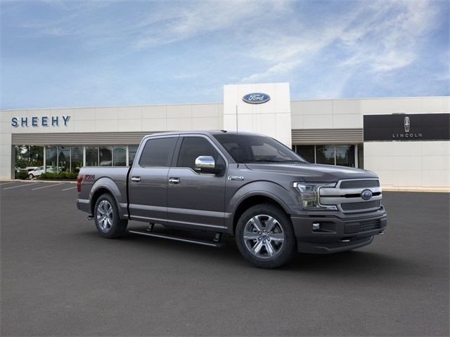 2020 F-150 SuperCrew Cab 4x4, Pickup #CFA08971 - photo 1