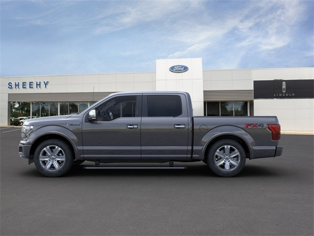 2020 F-150 SuperCrew Cab 4x4, Pickup #CFA08971 - photo 2
