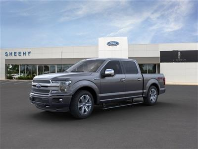 2020 F-150 SuperCrew Cab 4x4, Pickup #CFA08971 - photo 3