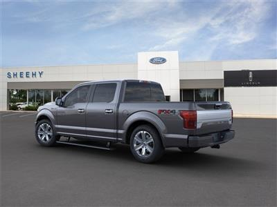 2020 F-150 SuperCrew Cab 4x4, Pickup #CFA08971 - photo 5