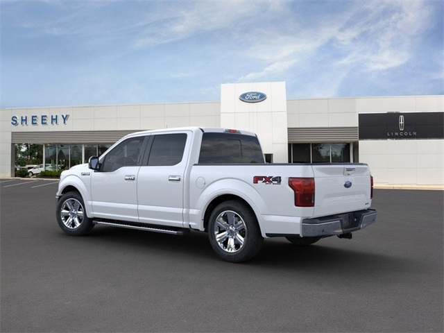 2020 F-150 SuperCrew Cab 4x4, Pickup #CFA08972 - photo 5