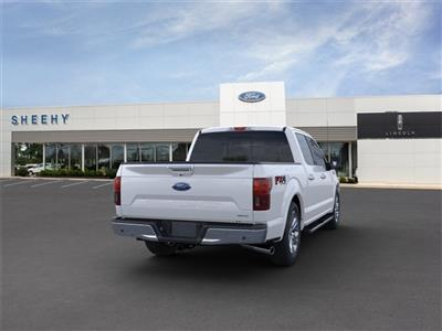 2020 F-150 SuperCrew Cab 4x4, Pickup #CFA08972 - photo 8
