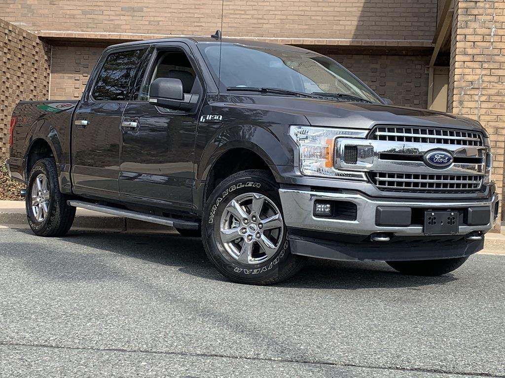 2019 Ford F-150 SuperCrew Cab 4x4, Pickup #CFA1719A - photo 3
