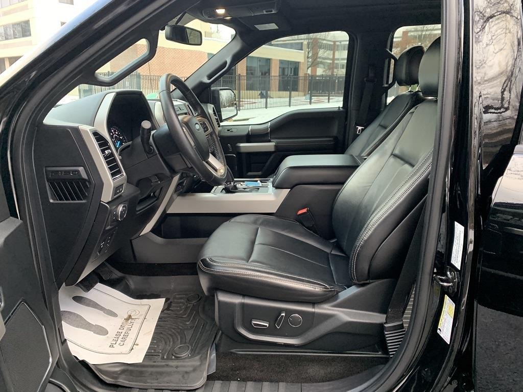 2018 Ford F-150 SuperCrew Cab 4x4, Pickup #CFA2250G - photo 34