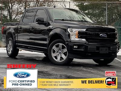 2018 Ford F-150 SuperCrew Cab 4x4, Pickup #CFA2250G - photo 1