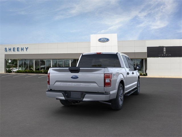 2019 F-150 SuperCrew Cab 4x4, Pickup #CFA30741 - photo 8