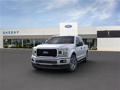2019 F-150 SuperCrew Cab 4x4, Pickup #CFA30741 - photo 3