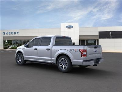 2019 F-150 SuperCrew Cab 4x4, Pickup #CFA30741 - photo 5