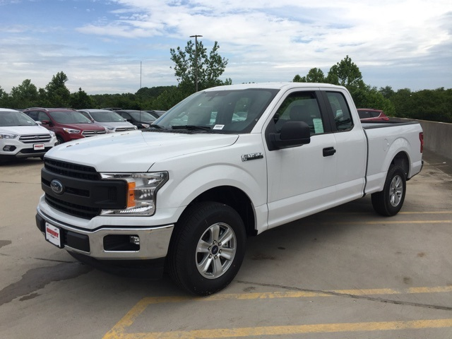 2019 F-150 Super Cab 4x2,  Pickup #CFA31131 - photo 5