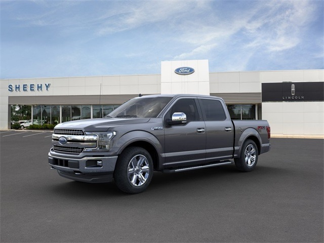 2020 F-150 SuperCrew Cab 4x4, Pickup #CFA35005 - photo 3