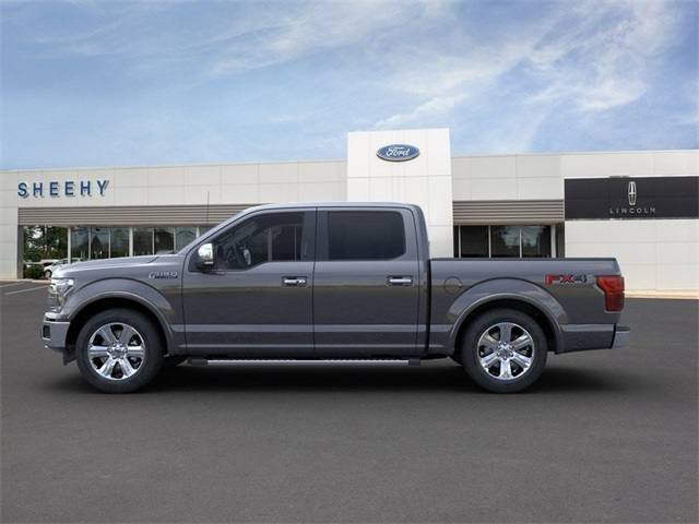 2020 F-150 SuperCrew Cab 4x4, Pickup #CFA35005 - photo 2