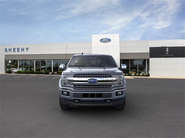 2020 F-150 SuperCrew Cab 4x4, Pickup #CFA35005 - photo 7