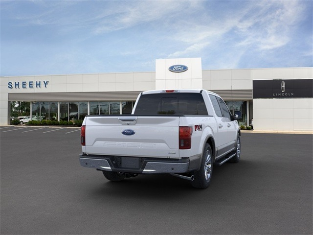 2020 F-150 SuperCrew Cab 4x4, Pickup #CFA35006 - photo 8