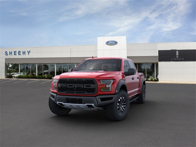 2020 F-150 SuperCrew Cab 4x4, Pickup #CFA35011 - photo 4