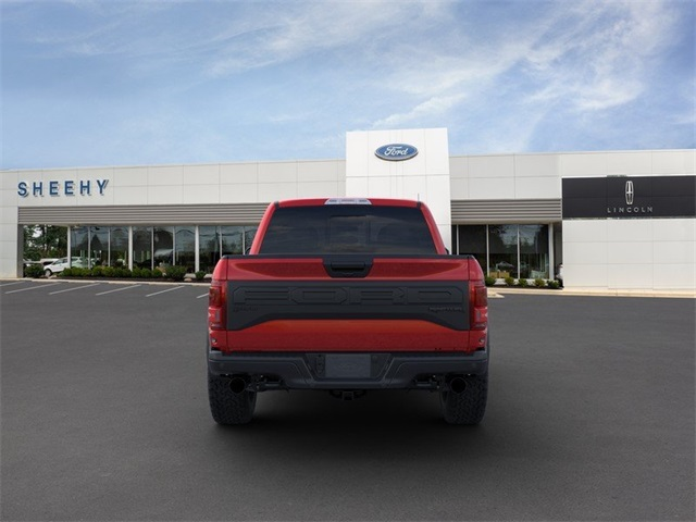 2020 F-150 SuperCrew Cab 4x4, Pickup #CFA35011 - photo 6