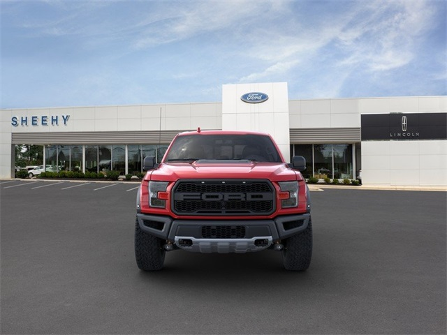 2020 F-150 SuperCrew Cab 4x4, Pickup #CFA35011 - photo 7