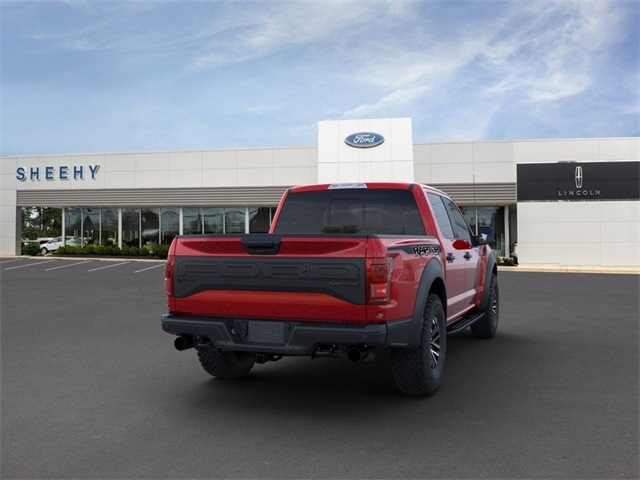 2020 F-150 SuperCrew Cab 4x4, Pickup #CFA35011 - photo 8